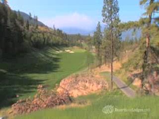 Predator Ridge Resort, Vernon, British Columbia, Canada