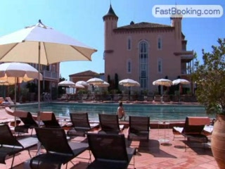Fastbooking.com presents Chateau De La Messardiere, France