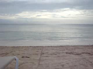 Secrets Silversands Riviera Cancun: SSS Beach in morning