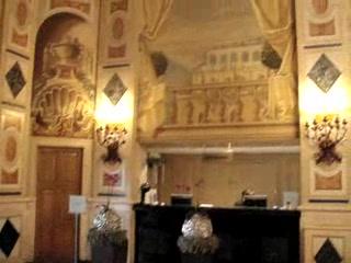 The Lobby @ the Westin Palace Madrid