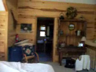 Cabins at Seven Foxes: Deer lodge