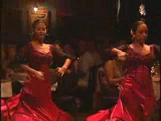 Columbia Restaurant Ybor City Flamenco Dancers