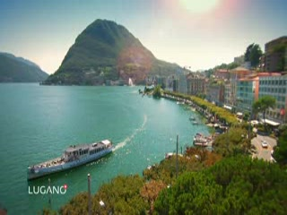 Lugano Ticino - Lake
