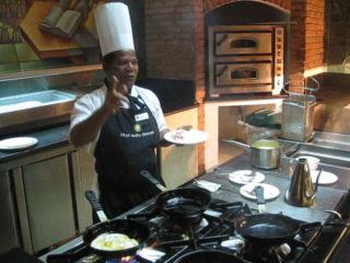 Luxury Bahia Principe Ambar Don Pablo Collection : Bahia Principe Ambar Chef Miguel
