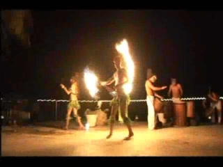 Vallarta Discovery Day Tours : Discover Fire Dancers Puerto Vallarta by PromovisionPV