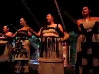 โรโตรัว, นิวซีแลนด์: Maori Show
