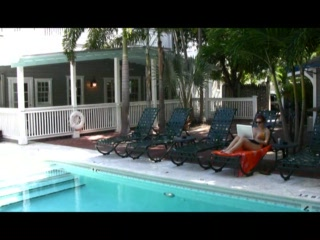 Chelsea House Hotel In Key West Our Pool Gardens