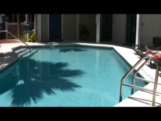 Lighthouse Court Hotel in Key West: Our Lighthouse Court Hotel, Key West