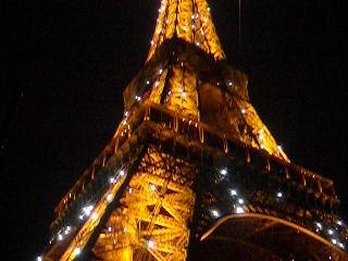 Eiffeltårnet: Effil Tower,Paris,France