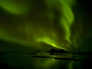 Nord-Norwegen, Norwegen: Northern Lights