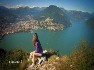 Lugano Ticino - San Salvatore