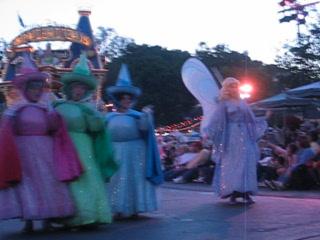 Disneyland Park: Disney Parade of Dreams 2005