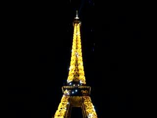 Eiffeltårnet: Say Goodbye to Paris