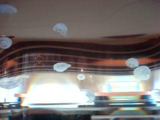 JW Marriott Marco Island: Jellyfish Tank at Marco Island Marriott