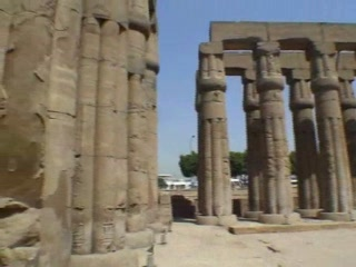 Mesir: Nile valley Cruise - June 2005