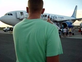 Punta Cana, République dominicaine : Airport