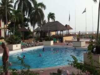 Plaza Hotel Curacao Pool Area