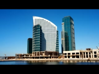 InterContinental Dubai Festival City Gearing Up Video