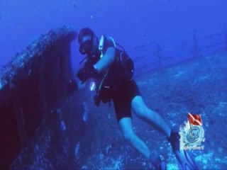 Alpha Divers Dive Centre: Alexandria Ship Wreck