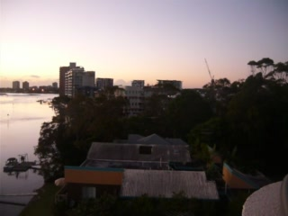 Trafalgar Towers: good morning Maroochydore!