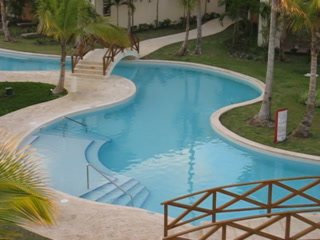 Secrets Royal Beach Punta Cana: Beautiful lazy river