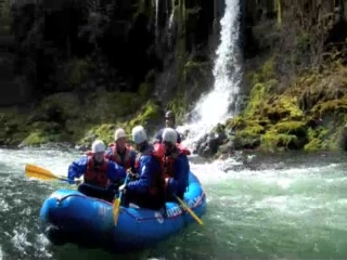 Hood River, Орегон: White Salmon River Rafting