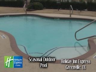 Holiday Inn Express Greenville: Holiday Inn Express Hotel & Suites, Greenville, TX