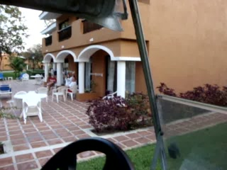 Sandos Playacar Beach Resort : Grounds of Sandos Playacar