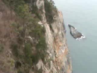 ปูซาน, เกาหลีใต้: Taejongdae Cliffs