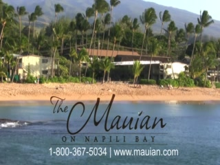 The Mauian Hotel on Napili Beach: The Mauian Hotel on Napili Bay