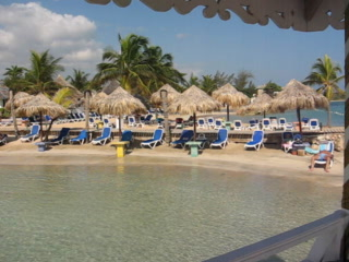 Royal Decameron Club Caribbean : all round view of this very relaxing resort