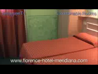 Hotel Meridiana Florence Italy - 3 Star Hotels In Florence