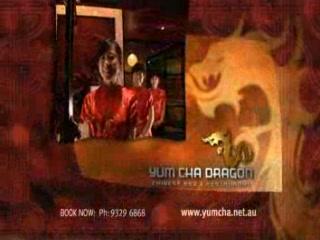 Yum Cha Dragon TV Ad
