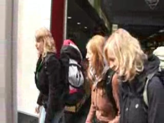 เรลเวย์สแควร์YHA: Railway Square YHA Backpackers Video