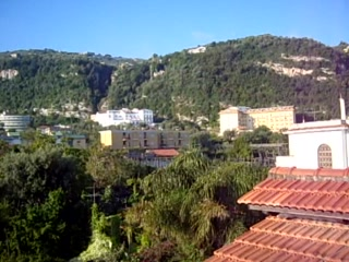 Don Valerio B&B: view from the roof terrace