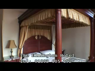 Elmington Hotel: Four Poster Bedroom