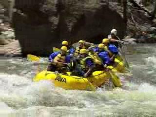 Buena Vista, CO : Colorado Rafting: Brown's Canyon on the Arkansas River