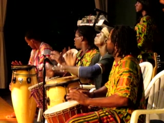 Couples Negril : Jamaican Drummers