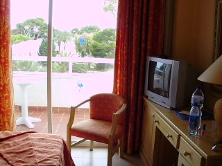 Playa de Muro, İspanya: single room
