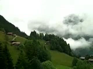 Grindelwald, Suiza: Gondola ride