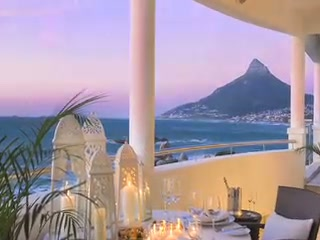 Camps Bay, Güney Afrika: The Twelve Apostles Hotel and Spa