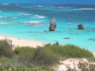 Bermudy: Bermuda - Turquoise Beaches and Historic Towns