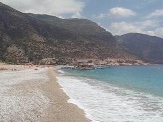 Oludeniz, Törökország: Belcekiz Beach, Olu Deniz