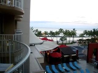 Hilton Garden Inn Waikiki Beach Hotel Partial Ocean View