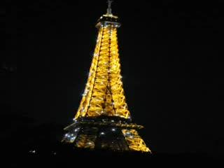 Paris, Prancis: Video of the glittery 5 minutes