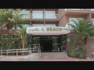 Es Canar, Spain: Hotel Coral Beach