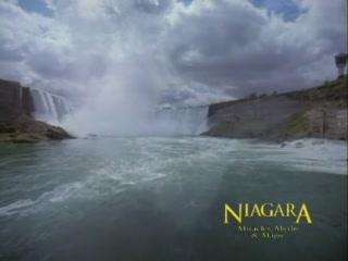 Niagarafallen, Kanada: The Niagara Falls Movie in IMAX