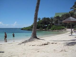 St James S Club Villas Beach At Antigua