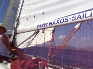 Naxos by, Hellas: Sailing Adventure
