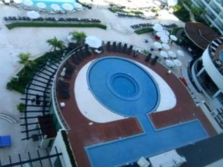 Hard Rock Hotel Cancun: Cancun Palace Balcony View